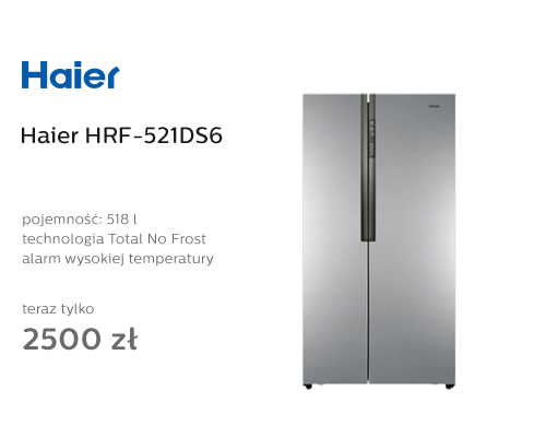 Haier HRF-521DS6