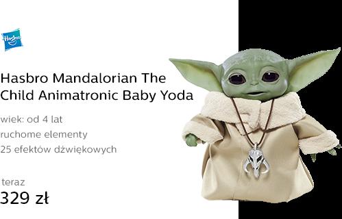 Hasbro Mandalorian The Child Animatronic Baby Yoda