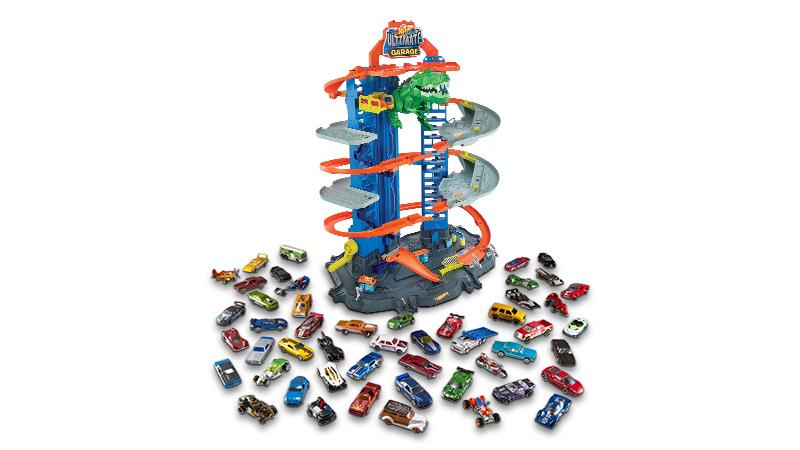 zamów zabawki Hot Wheels za min. 149 zł