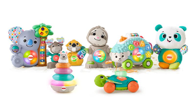 zamów zabawki interaktywne Linkimals™