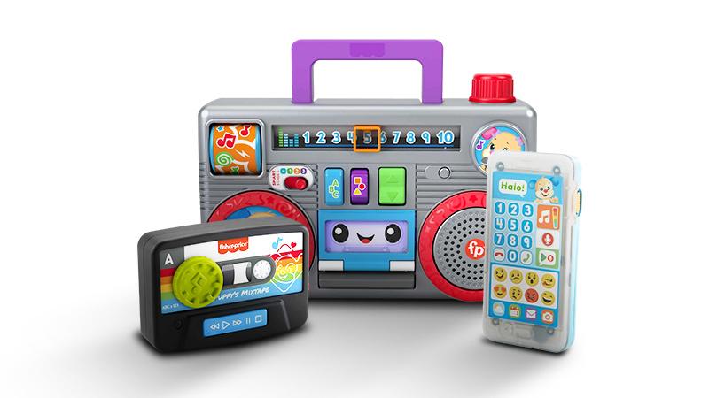 zabawki na wzór przedmiotów codziennych