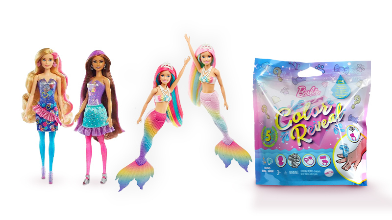 zamów wybrany zestaw Barbie