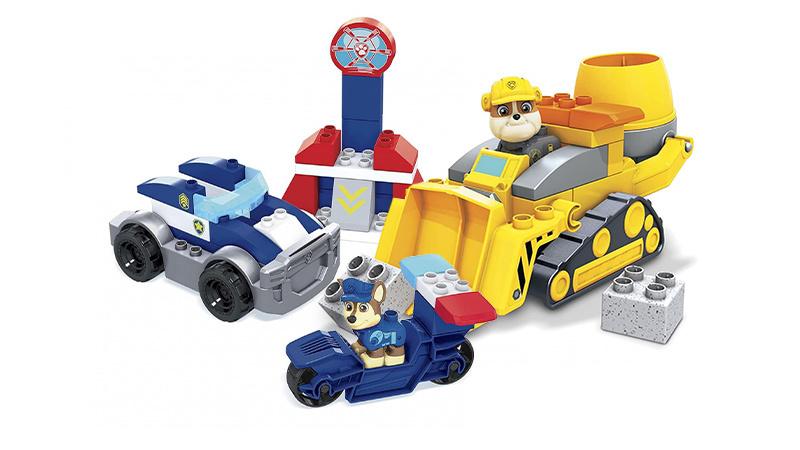teraz wszystkie klocki Mega Bloks