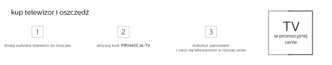 TV w obniżonych cenach