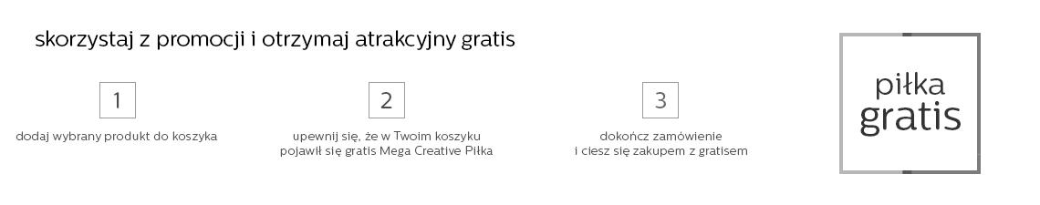 Little Tikes zabawki + gratis Mega Creative Piłka