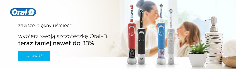 Oral-B do 33% taniej