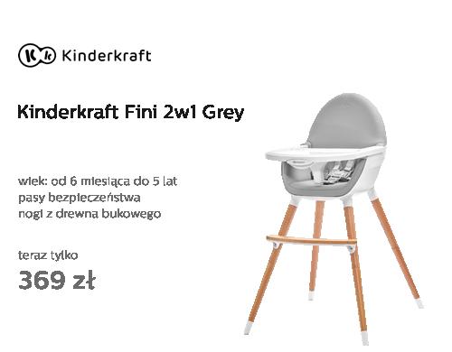 Kinderkraft Fini 2w1
