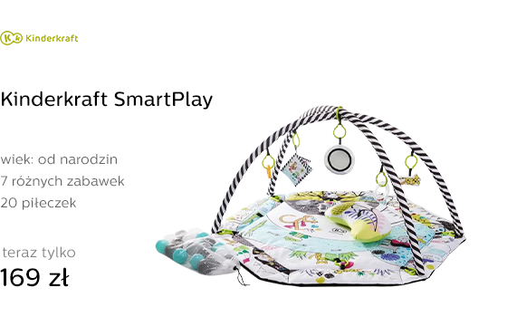 Kinderkraft SmartPlay