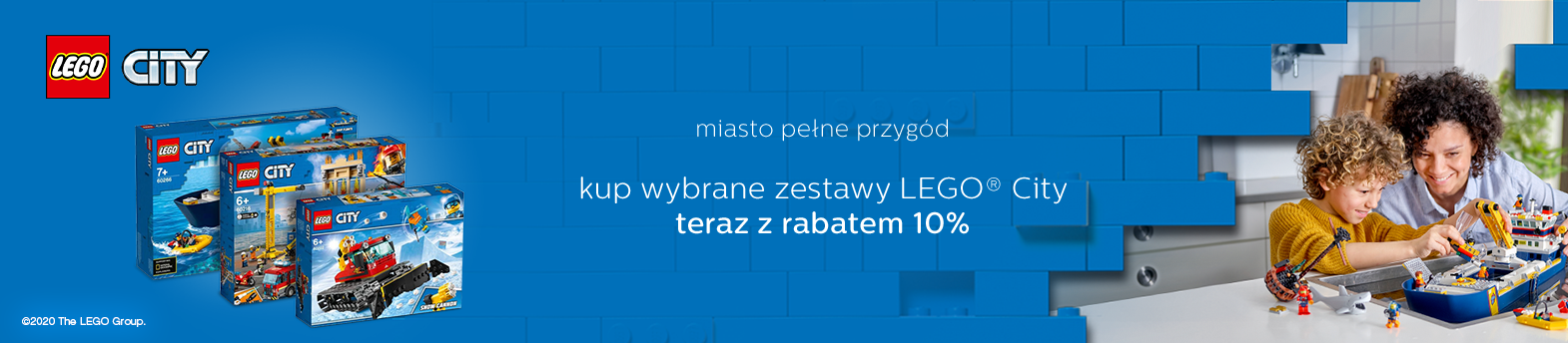 LEGO® City -10%