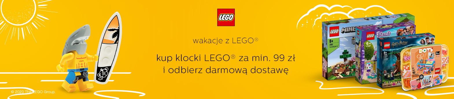 darmowa dostawa LEGO®