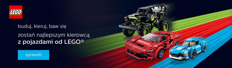 pojazdy LEGO®