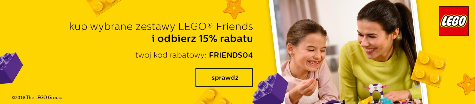 LEGO® Friends -15%