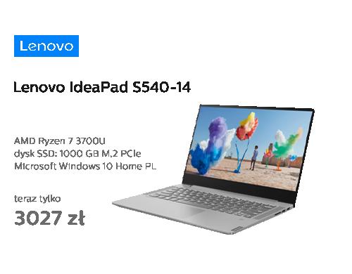 Lenovo IdeaPad S540-14
