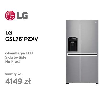 LG GSL761PZXV
