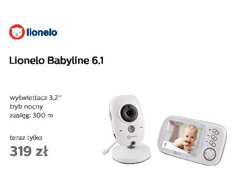 Lionelo Babyline 6.1