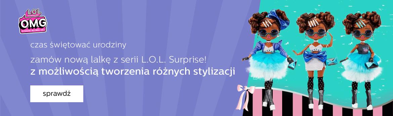 L.O.L. Surprise! OMG Birthday Doll