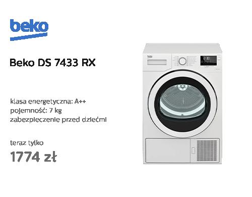Beko DS 7433 RX