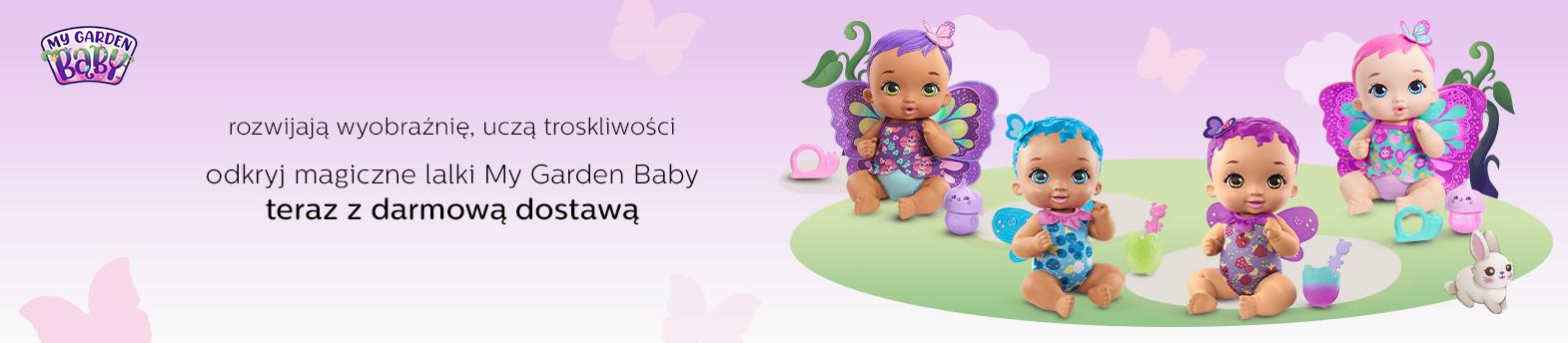 lalki My Garden Baby z darmową dostawą