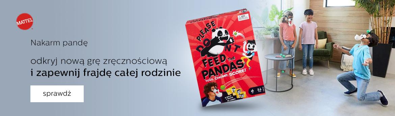 Mattel Nakarm pandę