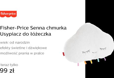 Fisher-Price Senna chmurka Usypiacz do łóżeczka