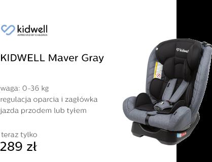 KIDWELL Maver Gray