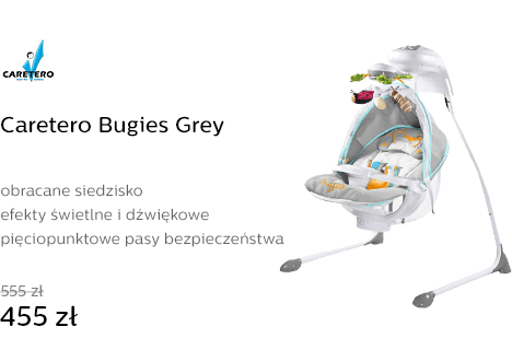Caretero Bugies Grey