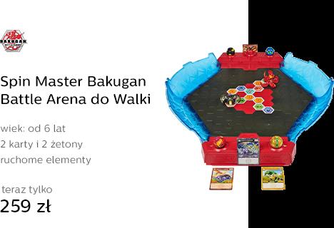 Spin Master Bakugan Battle Arena do Walki