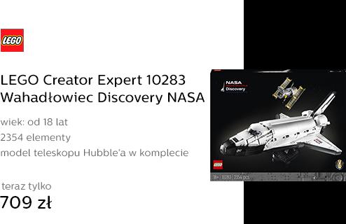 LEGO Creator Expert 10283 Wahadłowiec Discovery NA