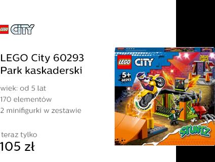 LEGO City 60293 Park kaskaderski