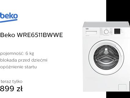 Beko WRE6511BWWE