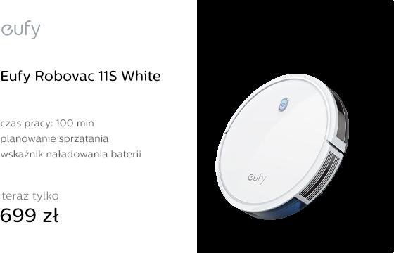 Eufy Robovac 11S White