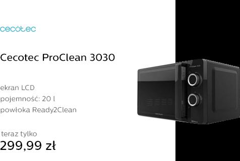Cecotec ProClean 3030