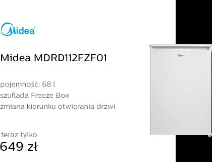 Midea MDRD112FZF0