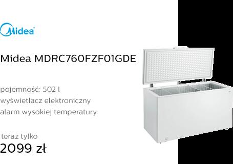 Midea MDRC760FZF01GDE