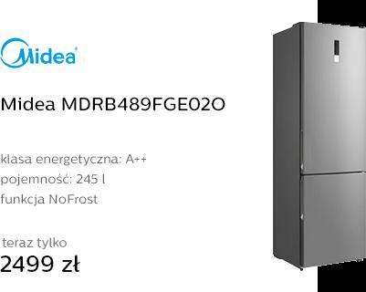 Midea MDRB489FGE02O
