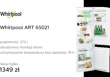 Whirlpool ART 65021