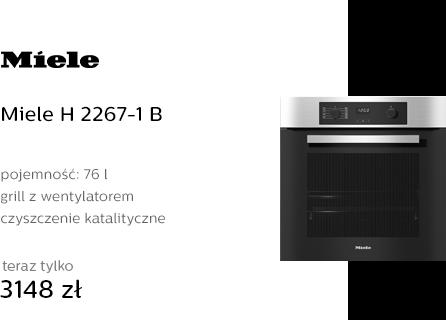 Miele H 2267-1 B