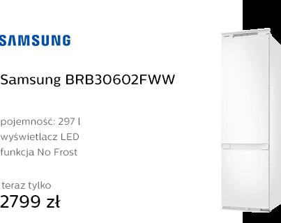 Samsung BRB30602FWW