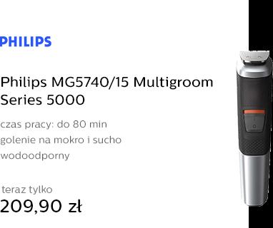 Philips MG5740/15 Multigroom Series 5000