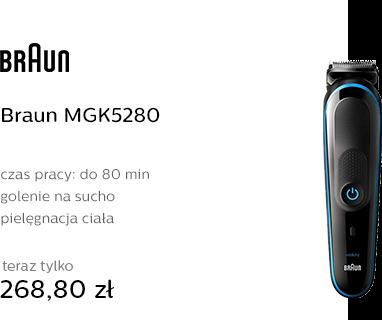 Braun MGK5280