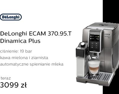 DeLonghi ECAM 370.95.T Dinamica Plus