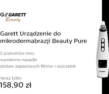 Garett Urządzenie do mikrodermabrazji Beauty Pure