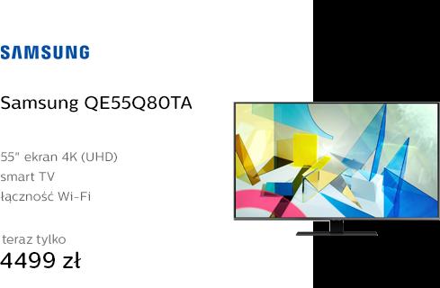 Samsung QE55Q80TA