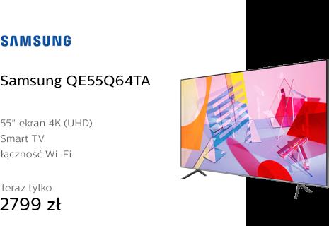 Samsung QE55Q64TA