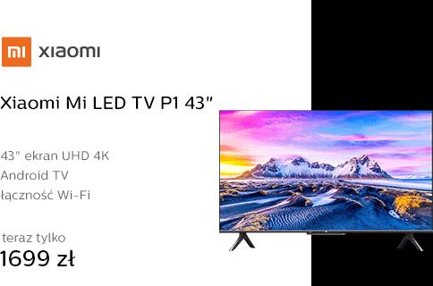 """Xiaomi Mi LED TV P1 43"""""""