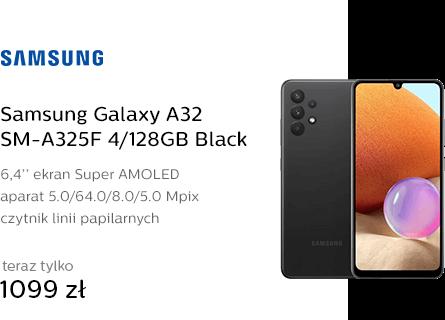 Samsung Galaxy A32 SM-A325F 4/128GB Black