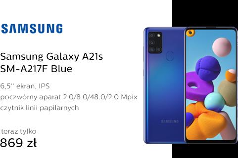 Samsung Galaxy A21s SM-A217F Blue