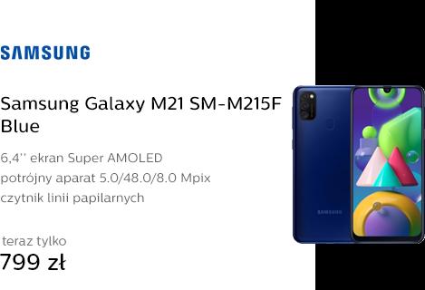 Samsung Galaxy M21 SM-M215F Blue