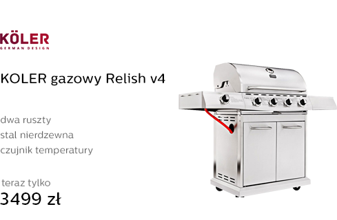 KOLER gazowy Relish v4