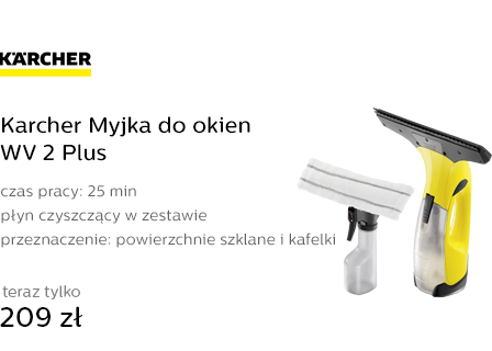 Karcher Myjka do okien WV 2 Plus